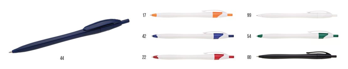 easy plastová kulickove pero