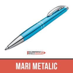 Kovová propiska Mari Metalic